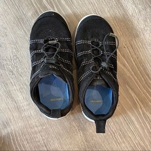 Lands End slip on water shoes size 2